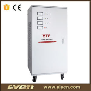 Yiyen SBW 50kVA Series Industrial Outdoor Plant Growth Voltage Regulator Classification pictures & photos