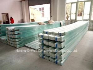 FRP Panel Corrugated Fiberglass/Fiber Glass Roofing Panels 171007 pictures & photos
