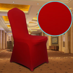 New Lycra Spandex Chair Covers for Banquet Wedding Party (DPF10320) pictures & photos
