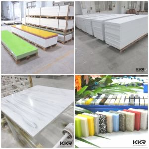 Building Material Big Slab Acrylic Solid Surface Sheet pictures & photos