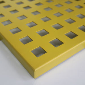 Professional Produce Aluminum Perforated Metal Sheet/ Stainless Steel Perforated Metal pictures & photos