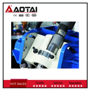 Automatic Climbing Pipe Cutting and Beveling Machine for Large Diameter pictures & photos