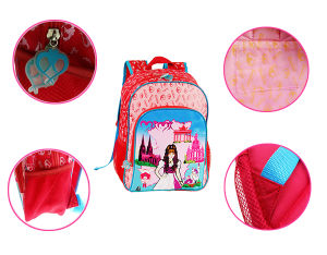 School Backpacks for Girls (BF1608324/BF1608325/BF1608326) pictures & photos