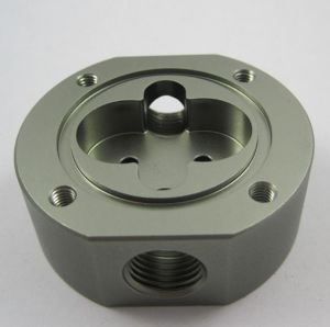 Aluminum Precision CNC Machining Part pictures & photos