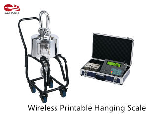 Wireless Printable Hanging Scale Digital Electronic Weighing Scale pictures & photos
