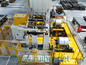 Automation Machine Nc Servo Straightener Feeder and Uncoiler Make in China pictures & photos