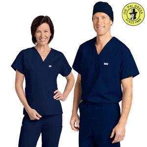 OEM Service Medical Scrubs Hospital Uniform Designs Medical Scrub Uniform for Nurse pictures & photos