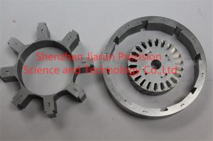 Stainless Steel Deep Drawn Bending Stamping Parts pictures & photos