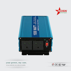 1000W Inverter 1kw 24V 220V off Grid Solar Inverter pictures & photos