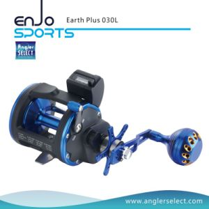 Earth Plus Saltwater and Freshwater Trolling Reel 3+1 Bb / Right Handle Fishing Tackle Reel pictures & photos