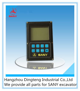 Excavator Parts Display Panel Excavator Monitor for Sany pictures & photos