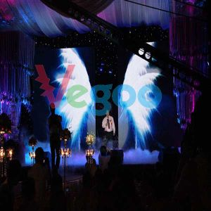 3.91mm HD Indoor Rental LED Display for Stage Performance pictures & photos
