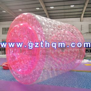 Colorful Inflatable Water Drop Stress Rolling Ball/TPU Inflatable Human Hamster Ball pictures & photos