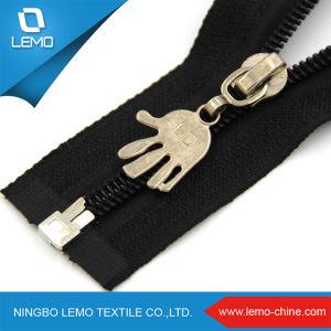 5# 25cm Open End Reversible Nylon Zipper pictures & photos