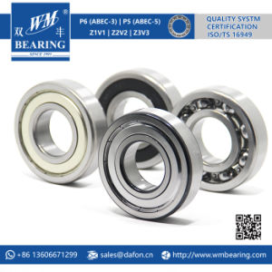 6308 Zz 2RS High Speed Spindle Radial Ball Bearing pictures & photos