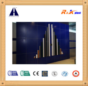Plastic PVC Profile /Huazhijie R&K Brand Casement Window pictures & photos