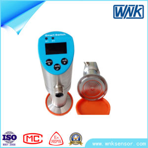 4-20mA Intelligent Electronic Pressure Transmitter with No/Nc Switching pictures & photos
