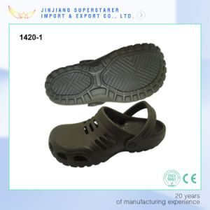 Breathable EVA Men Garden Clogs Shoes for Summer Wearing pictures & photos