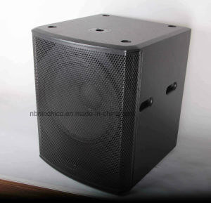 18 Inch Compact Vented Sub-Bass System Passive Speaker Box (IMR1118) pictures & photos