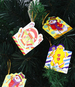 Christmas Decoration Greeting Card pictures & photos