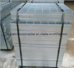 Hot DIP Galvanized Welded Steel Bar Grating pictures & photos