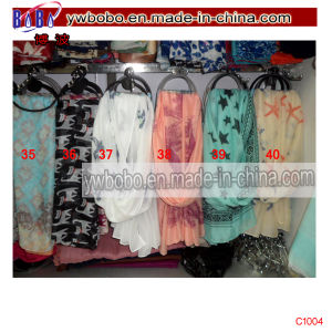 High Quality Factory Sale Sashion Women Scarf Polyester Scarf (C1004) pictures & photos
