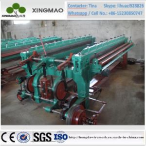 1/2′′, 1/8′′ Normal and Reverse Twisted Chicken Wire Hexagonal Wire Netting Machine (XM-57) pictures & photos