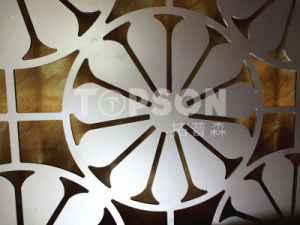 Laser Cut Chinese Design Stainless Steel Metal Room Dividers Screens pictures & photos