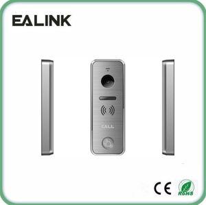Super Slim Video Door Phone Outdoor Camera pictures & photos
