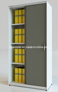 Steel Sliding Door Flie Cabinet (SV-SL1800) pictures & photos