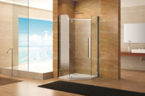 Hot Sale Diamond Shape Shower Enclosure Df-2811