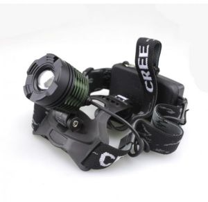Super Power Waterproof CREE T6 LED 1000lm Headlamp Zoomable Bicycle Camping Headlight pictures & photos