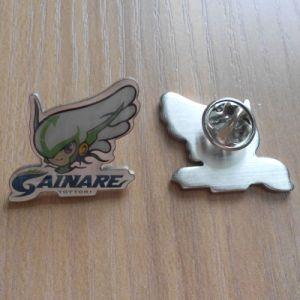Printing Metal Lapel Pin (AS-LS-0309002) pictures & photos