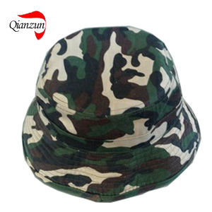 Customed Camo Leisure Bucket Hats pictures & photos