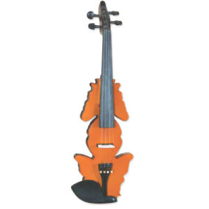 Electric Violin With Earphone (VLE-104) pictures & photos