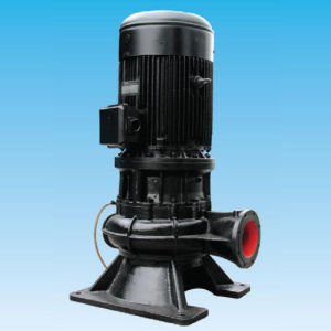Dry Pit Submersible Sewage Water Pump with CE Certificate pictures & photos
