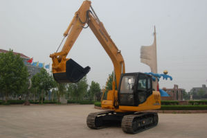 Light Track Excavator (HT150-8) pictures & photos