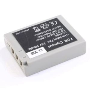 Digital Camera Battery/Camcorder Battery for Olympus (LI-30B)