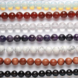 Fashion Natural Gemstone Amethyst Tiger Eye Crystal Bead Charming Jewellery pictures & photos