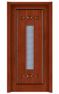 Interior Wooden Door (FX-E604B) pictures & photos