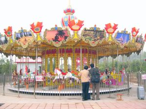 Hot! ! Outdoor Playground Amusement Equipment Rides Carousel pictures & photos