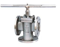 3-Way 4-Way Plug Valve pictures & photos