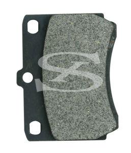 Auto Ceramic Brake Pads for Car (XSBP004) pictures & photos