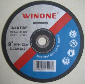 Superthin Cutting Disc for Stainless Steel (T41A) pictures & photos