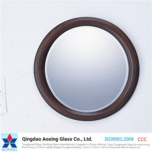 Round Silver Mirror/Aluminium Mirror for Building pictures & photos