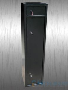 Double-Door Mechanical Gun Safe with 2-Keys Access (MG-150DK6) pictures & photos