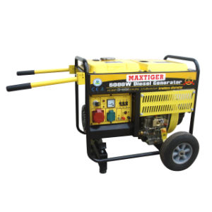 Tw6000b (E) 6kw Diesel Generator pictures & photos