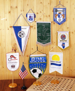 A02 Printed Pennants pictures & photos