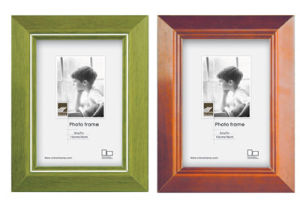 Wooden Photo Frame (20737)