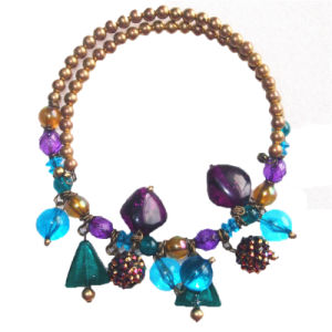 Fashion Resin Necklace for Lady